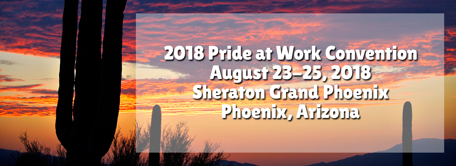 2018 Pride at Work Convention